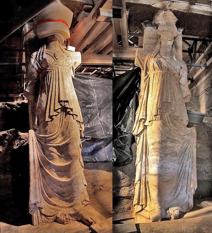 """""""Εκλεισαν"""" την Αμφίπολη-Σαν να μην υπάρχει πια, το μεγαλειώδες μνημείο της Μακεδονικής γης..!"""