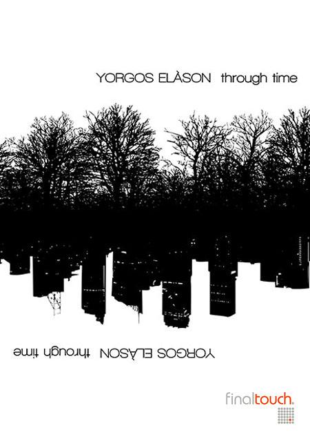 Yorgos Elàson το νέο album του 'Through Time'