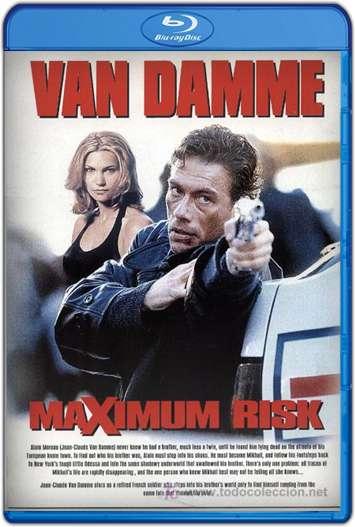 Máximo riesgo (1996) HD 1080p Latino