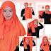 32 Tutorial Hijab Pashmina Model Kreasi Terbaru 2017/2018