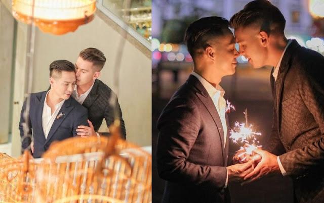 Bộ ảnh đẹp như mơ tại Việt Nam của cặp đôi nổi tiếng đến từ Philippines