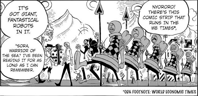 One Piece 825 - One Piece Chapter 825 Full Review