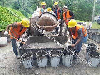 aplikasi waterproofing polyurethane