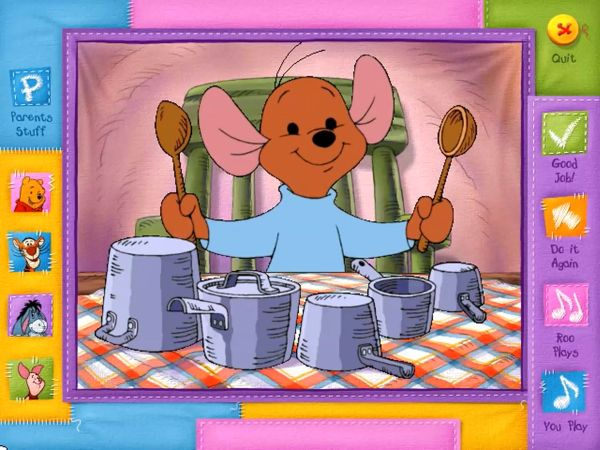 Roo's Breakfast Symphony