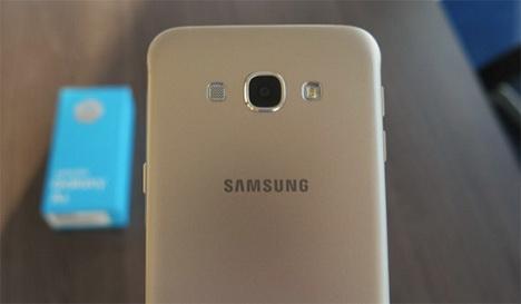 Hasil Kamera Samsung Galaxy C5