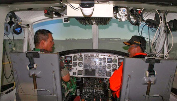 Simulator Helikopter NBO-105 dan Bell 412