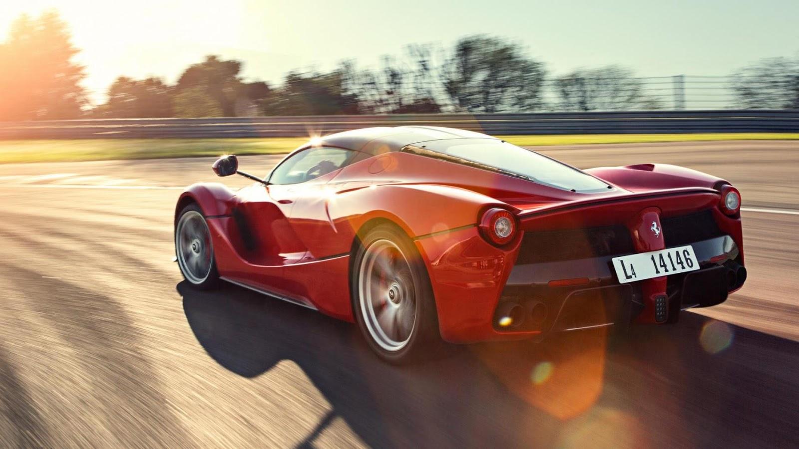 Ferrari LaFerrari - 2,9 giây