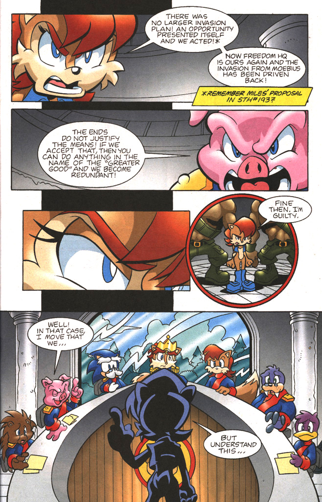 Read online Sonic The Hedgehog comic -  Issue #197 - 15