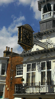 The Highstreet clock
