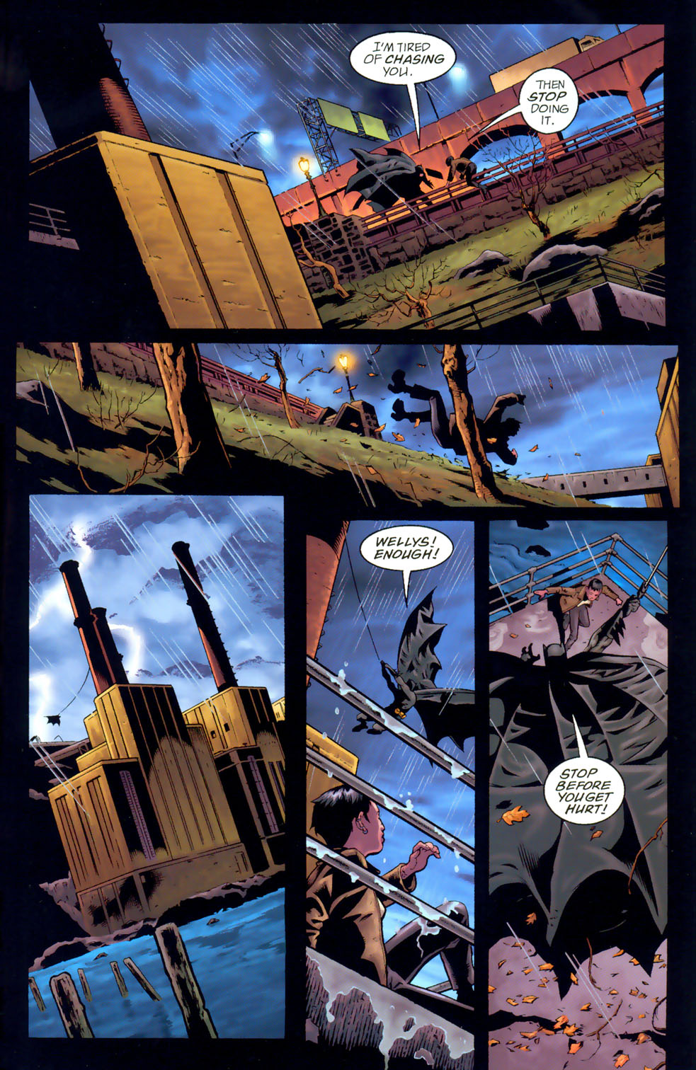 Read online Wonder Woman: The Hiketeia comic -  Issue # Full - 89