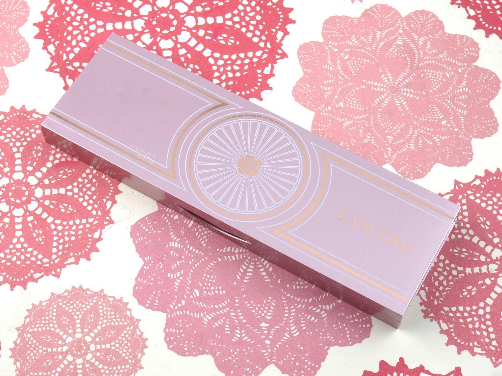 Lancome Spring 2017 La Palette La Rose Review and Swatches