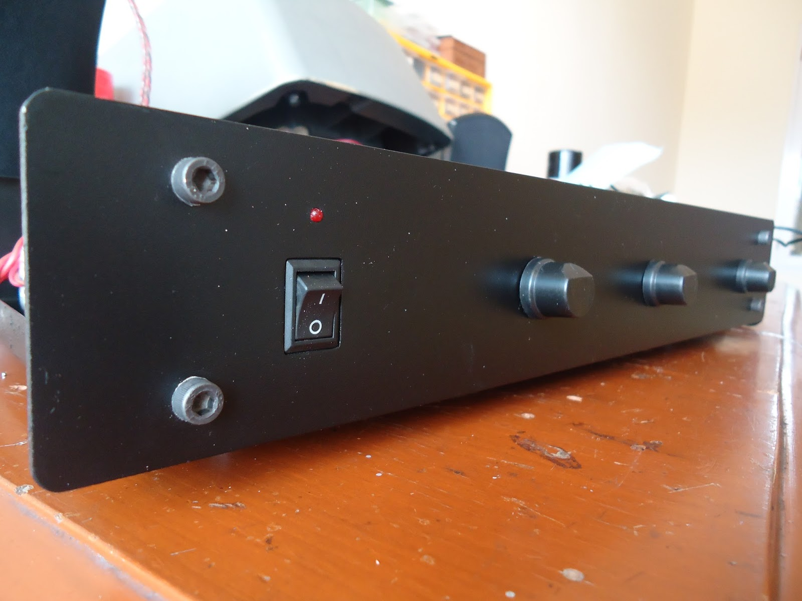 The Orronoco Audio Diy Simple Home Theater System Part 2 Final How To Install Looking Setup Of This Surround Is A Mess I It Only For Temporary Basis That Why All Cables And Amplifier Lying On Floor