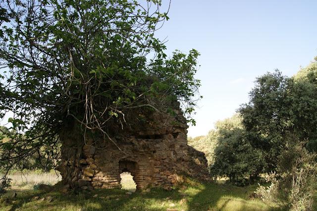 Casa del coronel camino del arroyo Bejarano .