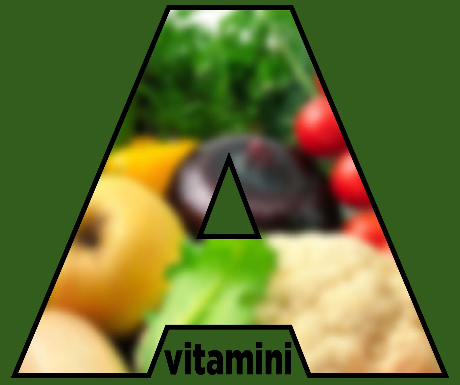 A Vitamini Faydaları Nelerdir