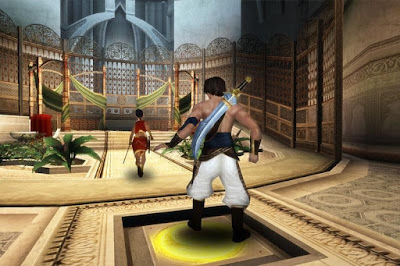 Download Prince of Persia The Sands of Time Highly Compressed Game For PC