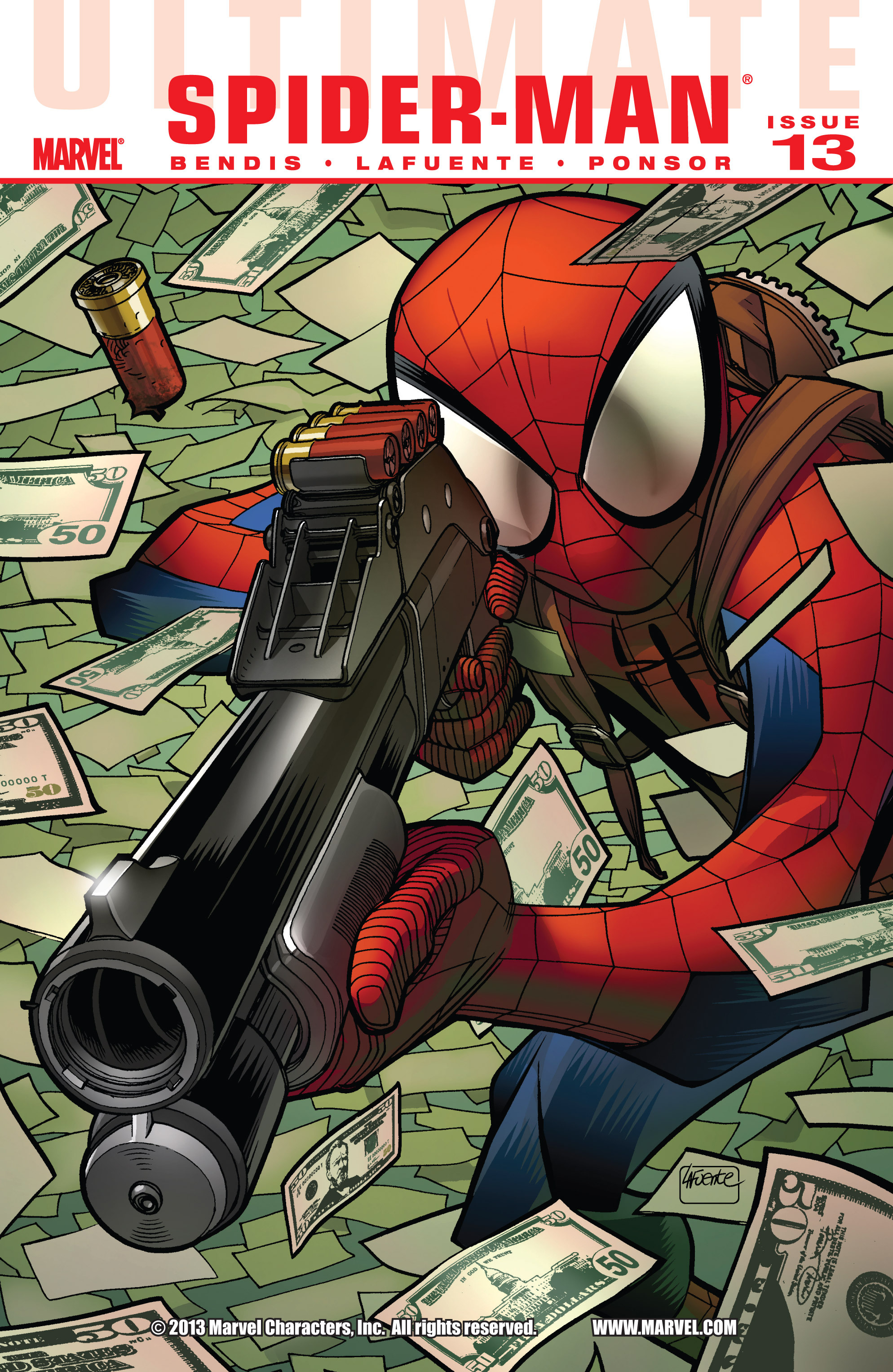 Read online Ultimate Spider-Man (2009) comic -  Issue #13 - 1