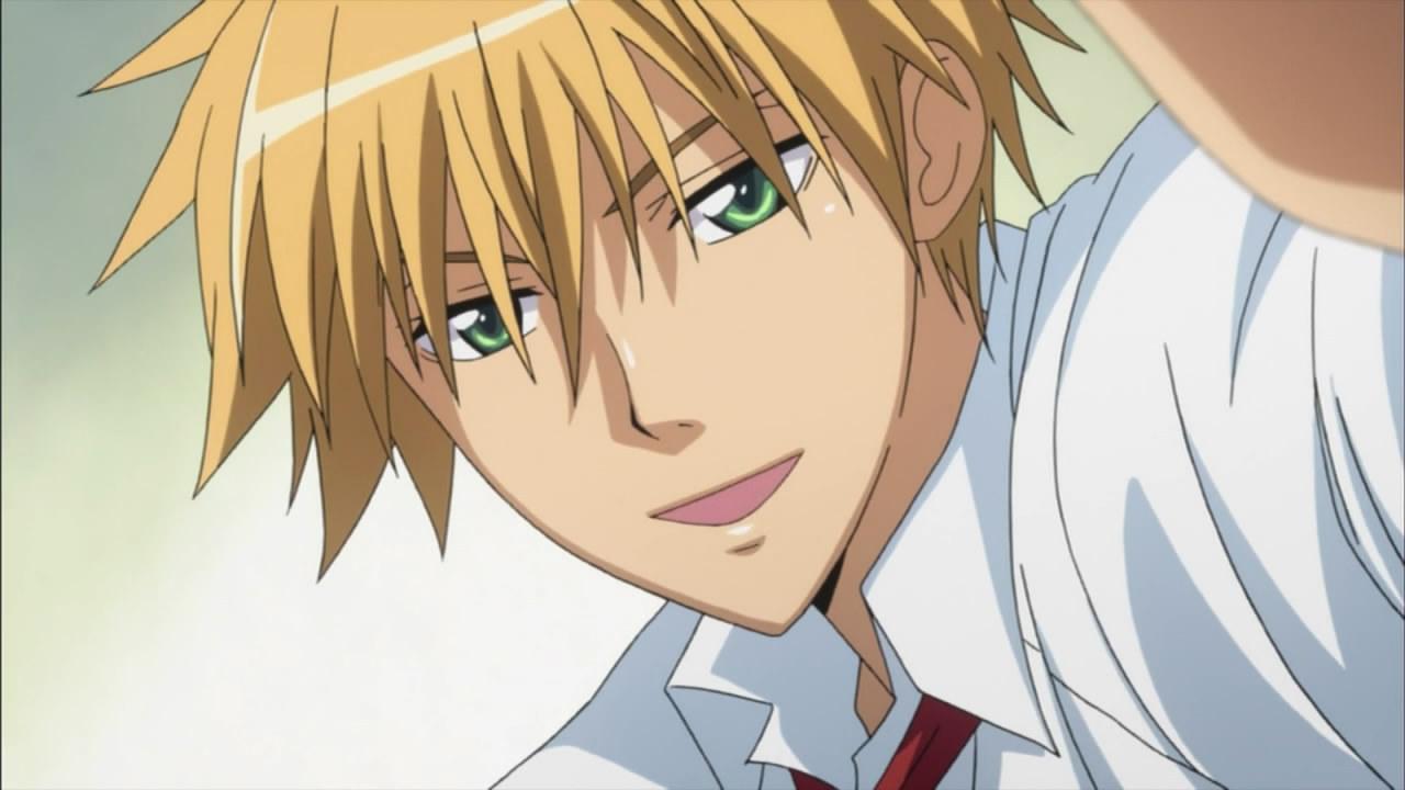 Chicos Lindos: J-proyect: Top 10 Chicos Lindos Del Anime