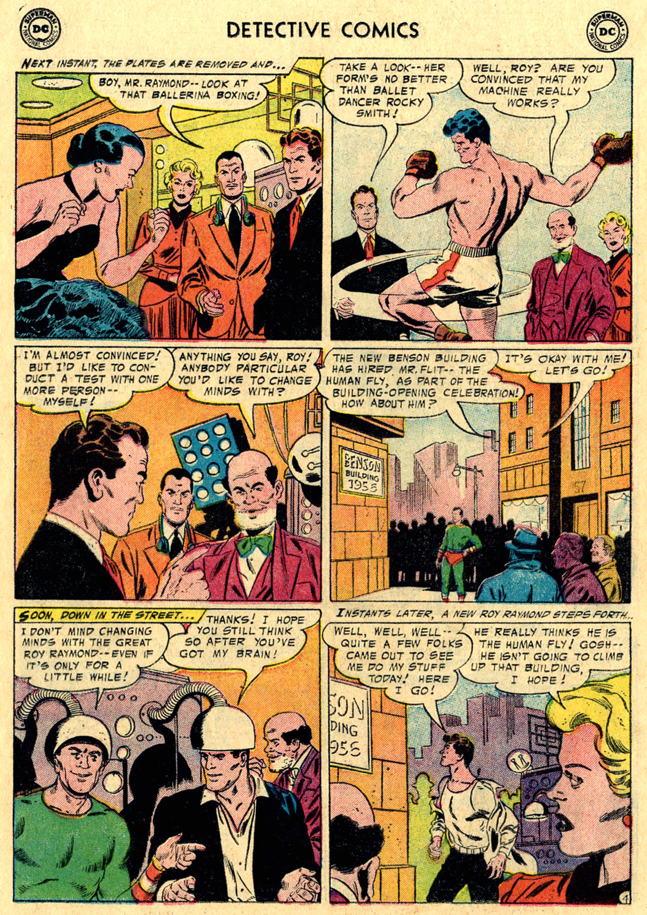 Detective Comics (1937) 231 Page 19