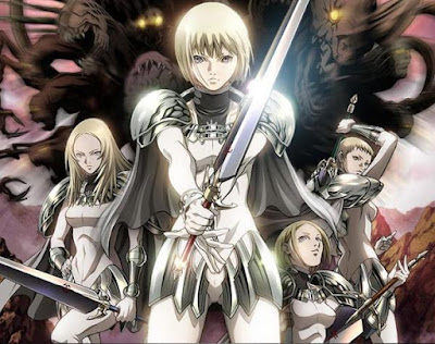Personagens-anime-Claymore