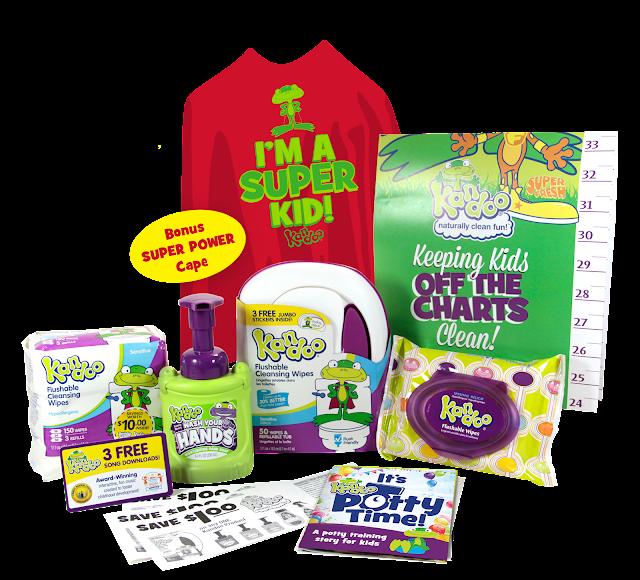 Kandoo Prize Pack