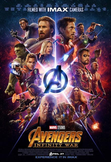 Avengers: Infinity War (2018) με ελληνικους υποτιτλους