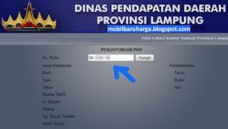 Pajak Kendaraan Lampung