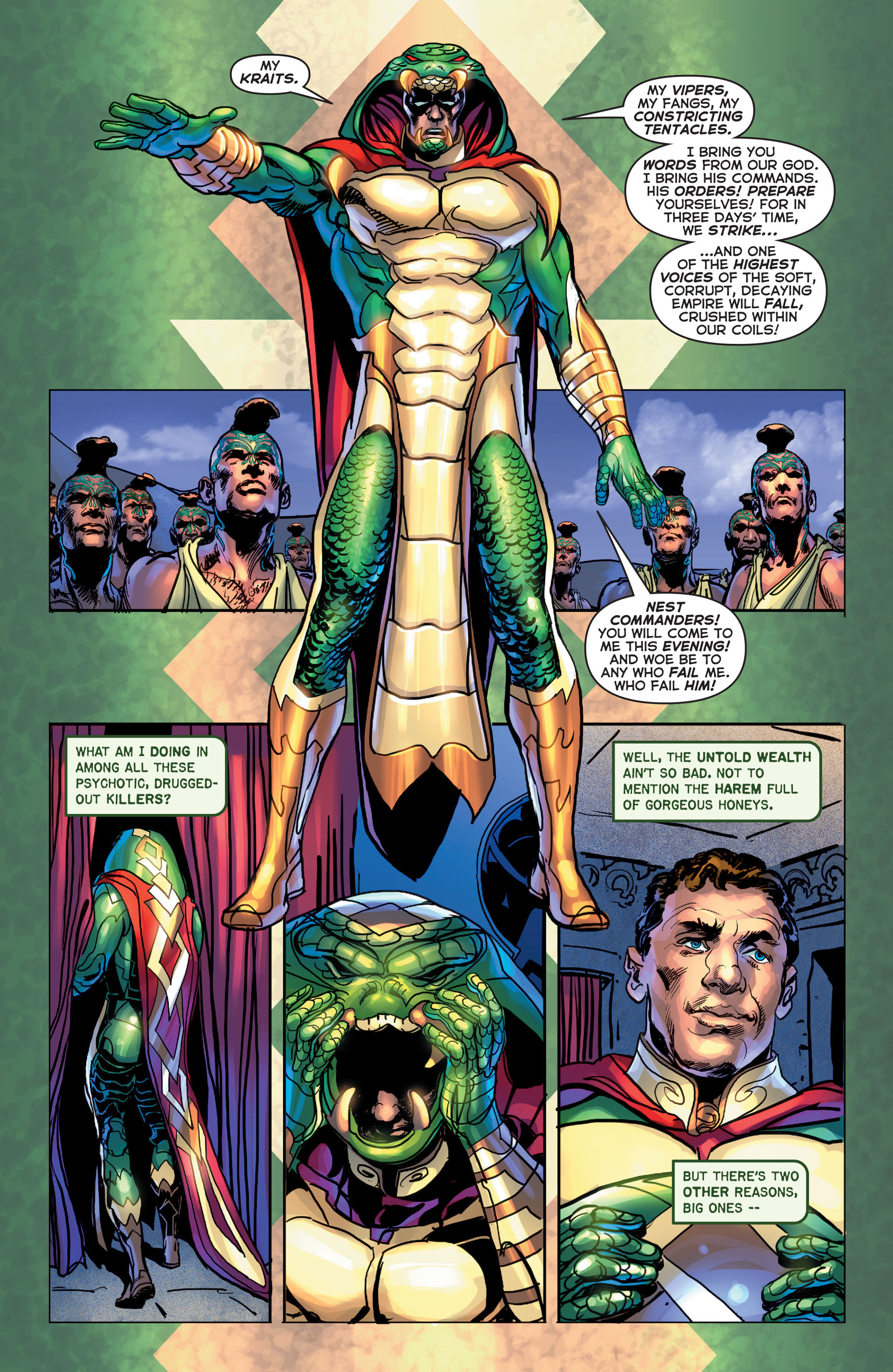 Read online Astro City comic -  Issue #5 - 16