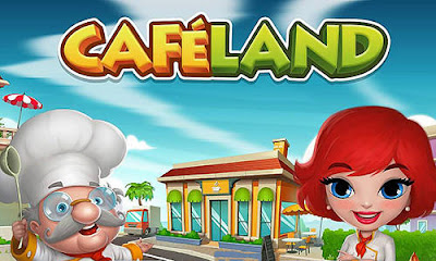 Free Download Game Cafeland Word Kitchen MOD Apk v1.5.3 For android terbaru 2017