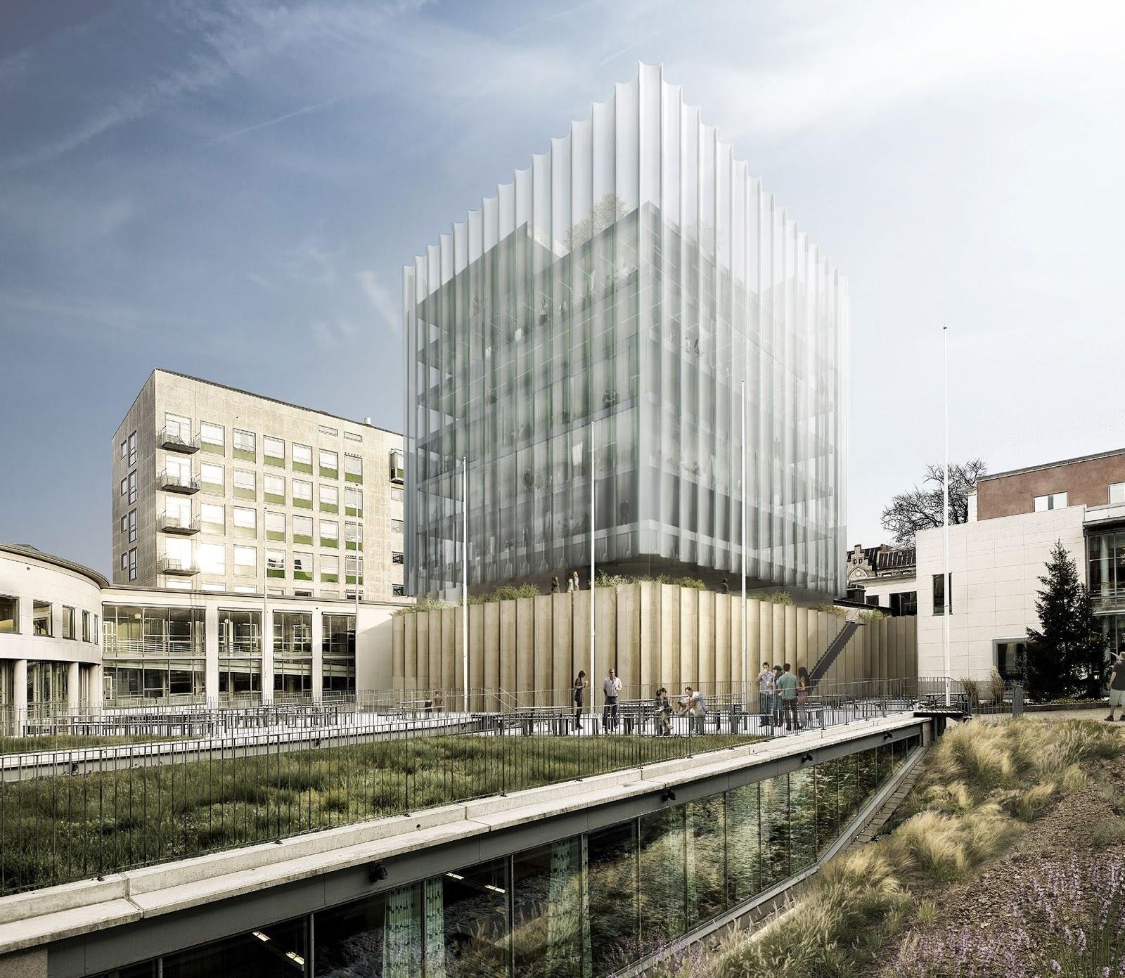 Architectural Design Firms Nieto Sobejano Arquitectos A F A S I A