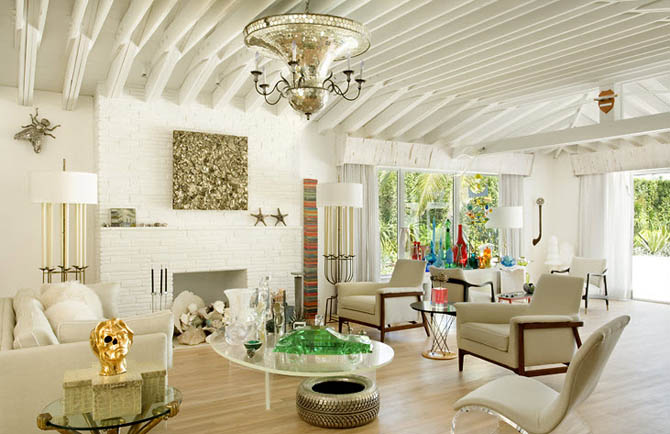 The Best Living Room Design With Off White Concept