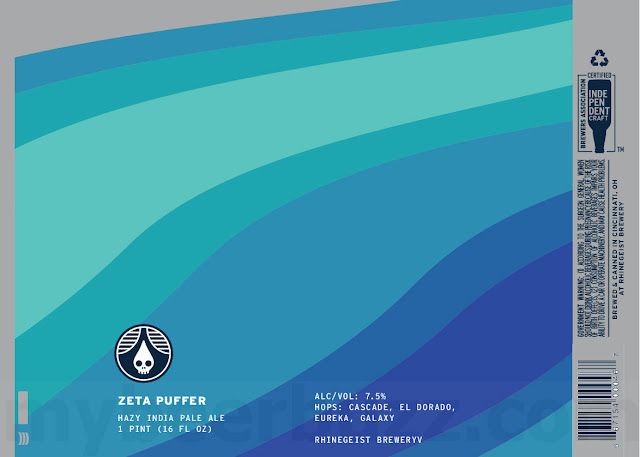 Rhinegeist Working On Tangerine Beams, Kappa Flounder & Zeta Puffer