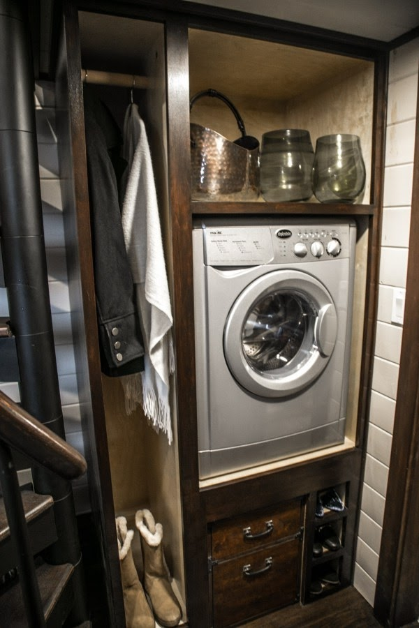 09-Laundry-and-Cupboard-Space-Tiny-Heirloom-Tudor-Style-Tiny-House-on-Wheels-www-designstack-co