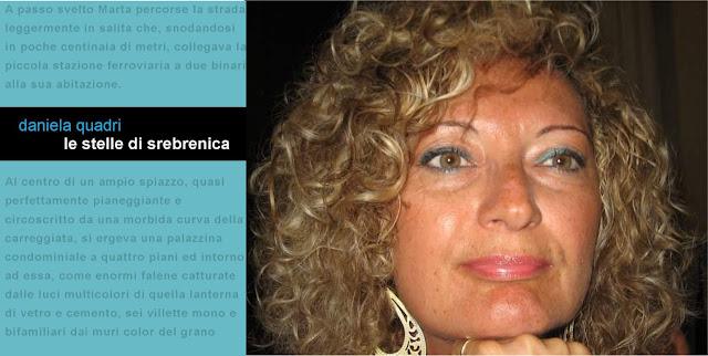 Le stelle di Srebrenica, di Daniela Quadri - Foto copertina e autore