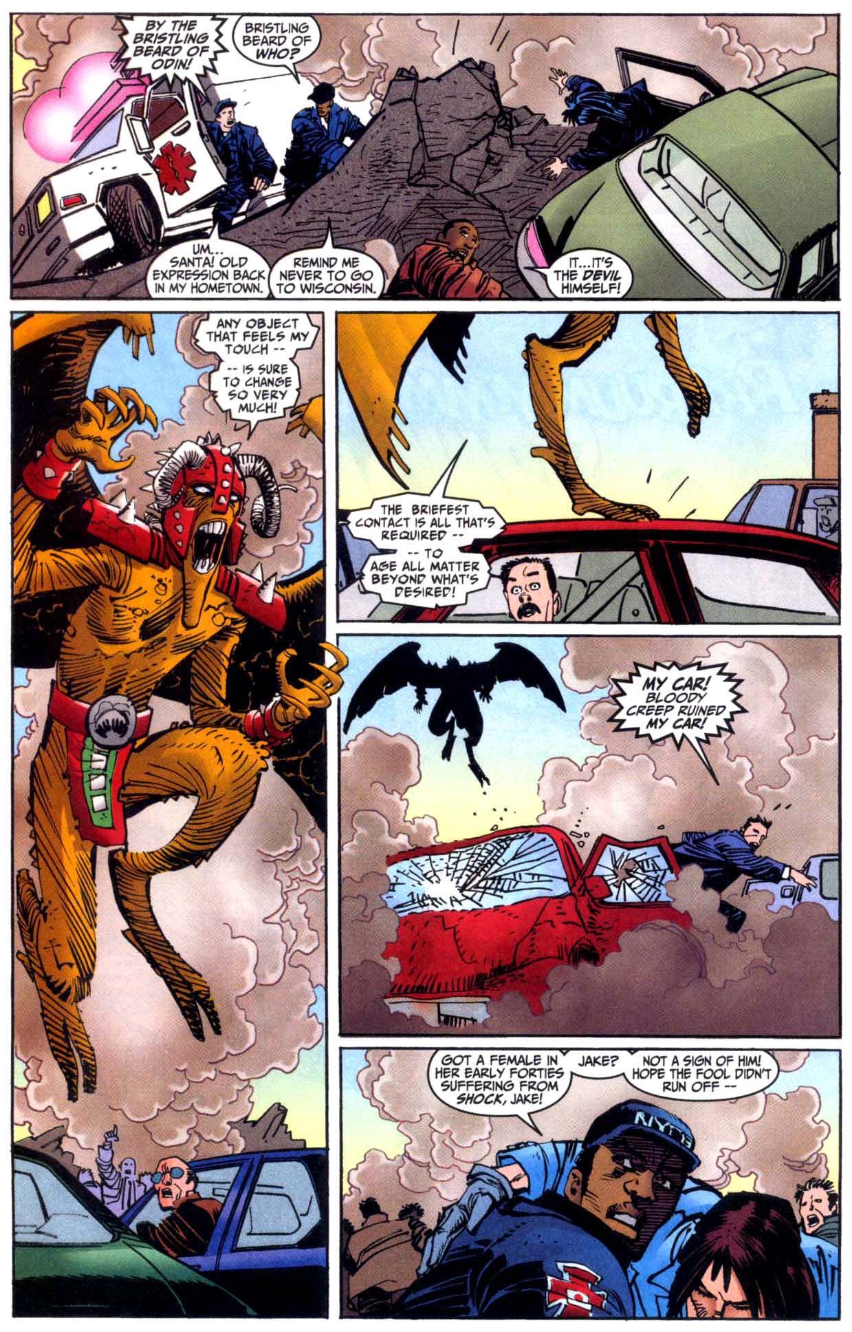 Thor (1998) Issue #8 #9 - English 14