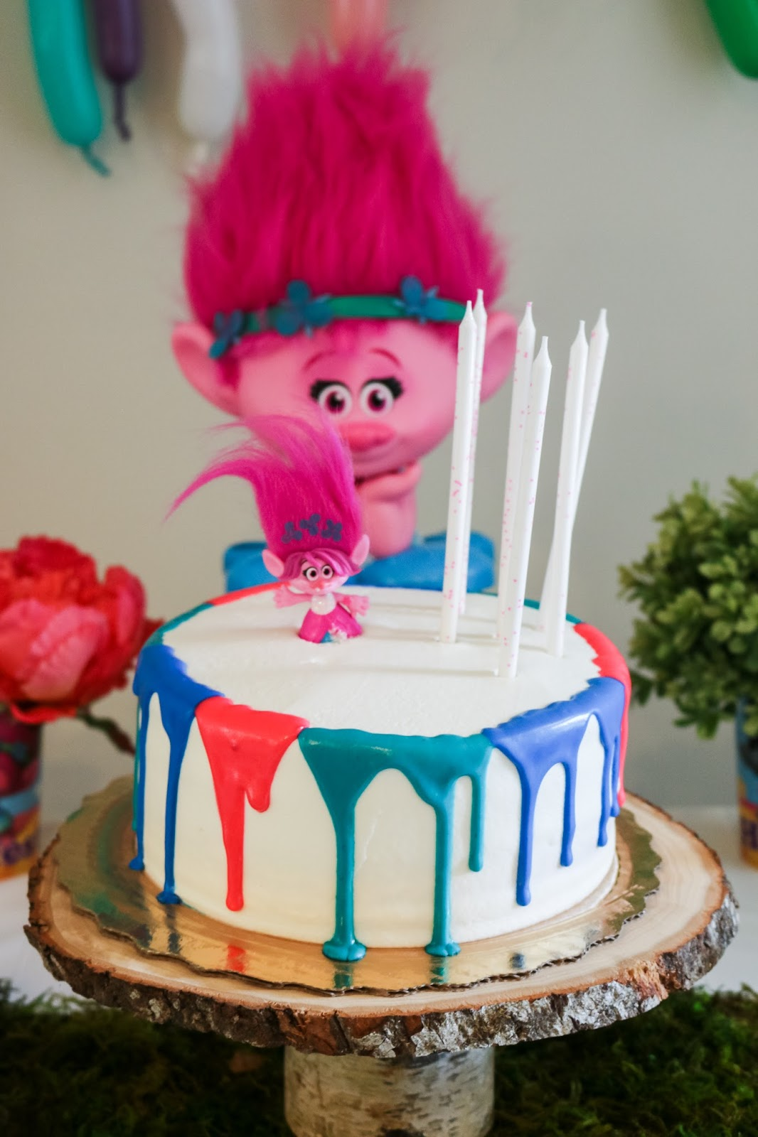 Nadia S Fun And Easy Trolls Party Pretty Real