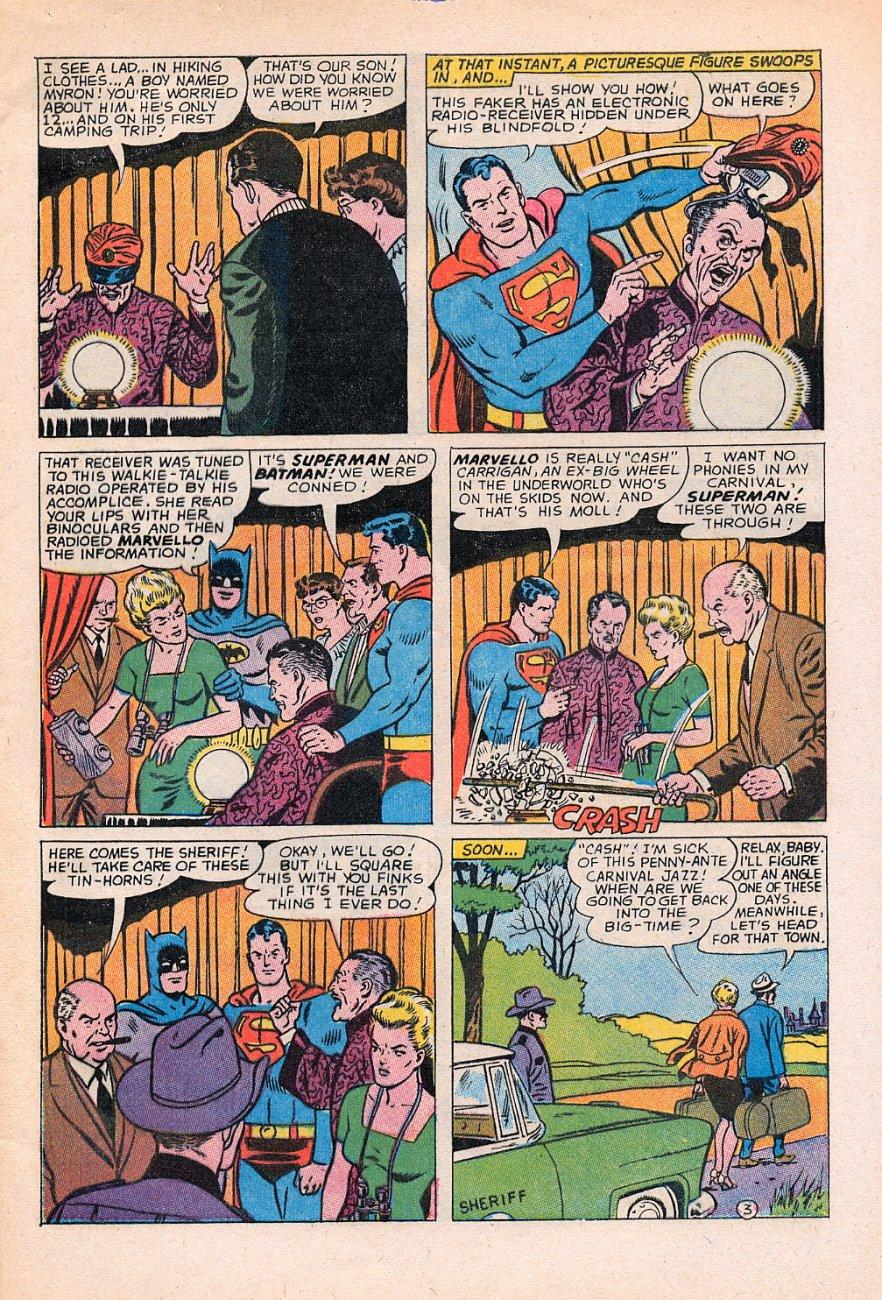 Read online World's Finest Comics comic -  Issue #160 - 5