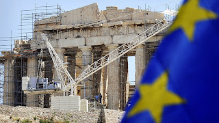 Crise Econômica e Política na Grécia