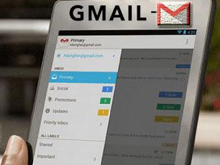 Cara Membuat Akun Email Gmail di pc dan di hp