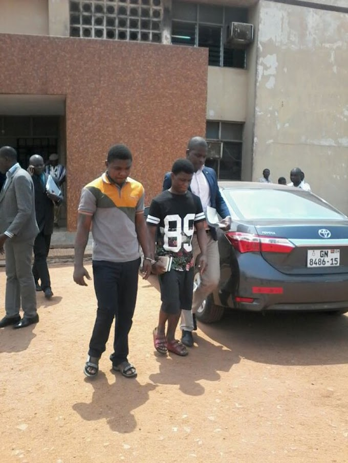 Nigerian cell mate harassing me – JB's 'killer' cries