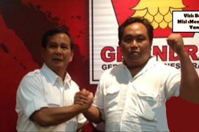 Wow, Prabowo Marah Dan Tegur Keras Arief Puyono Atas Kritikannya