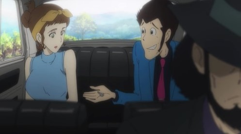 Lupin the Third Part 5 – Episódio 21