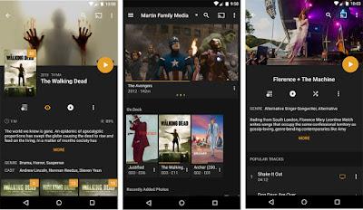 تطبيق Plex for Android مدفوع للاندرويد - رابط مباشر