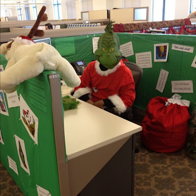 Noticed My Heart A Cubicle Christmas