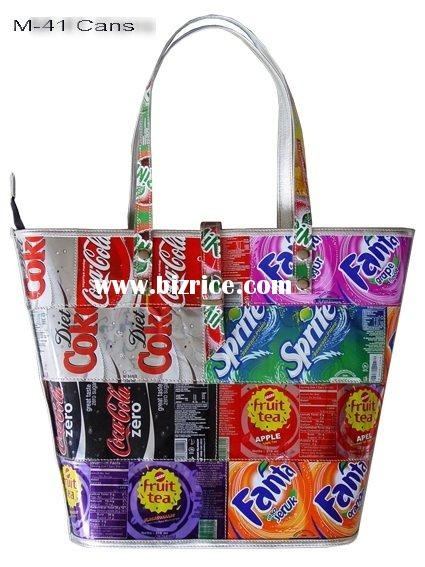 How to recycle diy ladies handbags for Diy using recycled materials