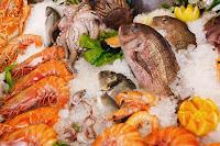 Mořské ryby a plody