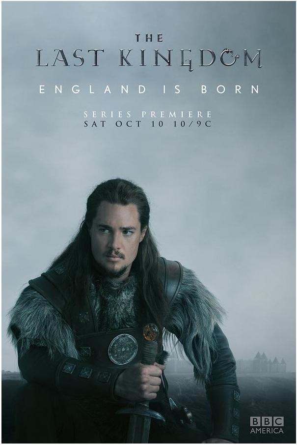 HOLLYWOOD SPY: NEW 'THE LAST KINGDOM' BBC EPIC TV SERIES PHOTOS WITH