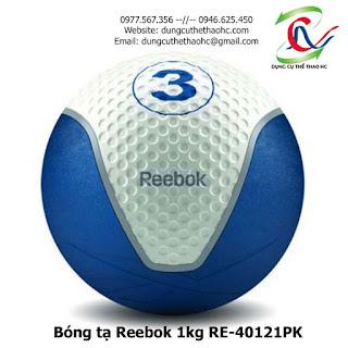Bóng tạ Reebok 1kg RE-40121PK