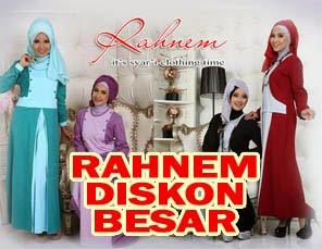 Obral Besar Rabbani Discount 50% sd 52% « WAFIQ Griya