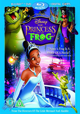 The Princess and The Frog 2009 BluRay 750MB Hindi Dual Audio 720p Watch Online Full Movie Download bolly4u