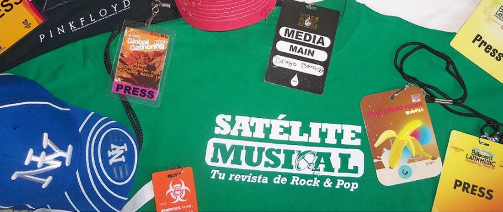 Blog de Satélite Musical
